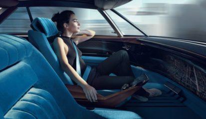 Peugeot Unveils the E-Legend- A Retro Styled Electric Vehicle 60