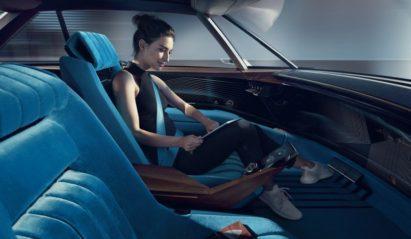 Peugeot Unveils the E-Legend- A Retro Styled Electric Vehicle 14