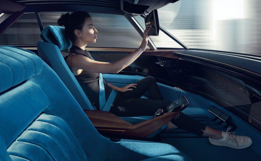 Peugeot Unveils the E-Legend- A Retro Styled Electric Vehicle 15