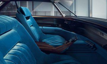 Peugeot Unveils the E-Legend- A Retro Styled Electric Vehicle 57