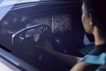 Peugeot Unveils the E-Legend- A Retro Styled Electric Vehicle 55