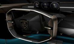 Peugeot Unveils the E-Legend- A Retro Styled Electric Vehicle 52