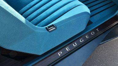 Peugeot Unveils the E-Legend- A Retro Styled Electric Vehicle 48