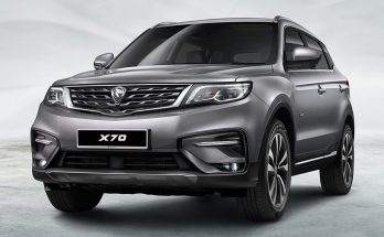 Geely Boyue Based Proton SUV is Called X70- Details Available 10