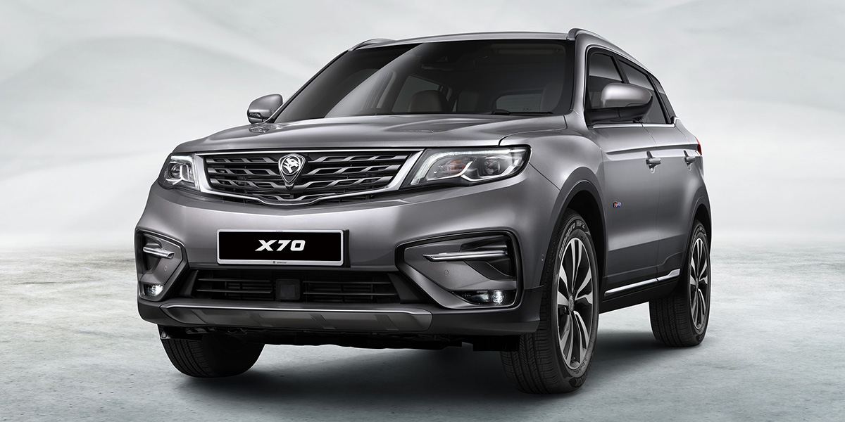 Geely Boyue Based Proton SUV is Called X70- Details Available 3