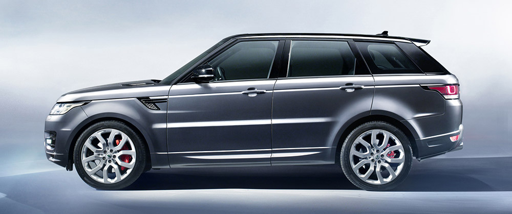 Zotye Copies the Range Rover Sport 9