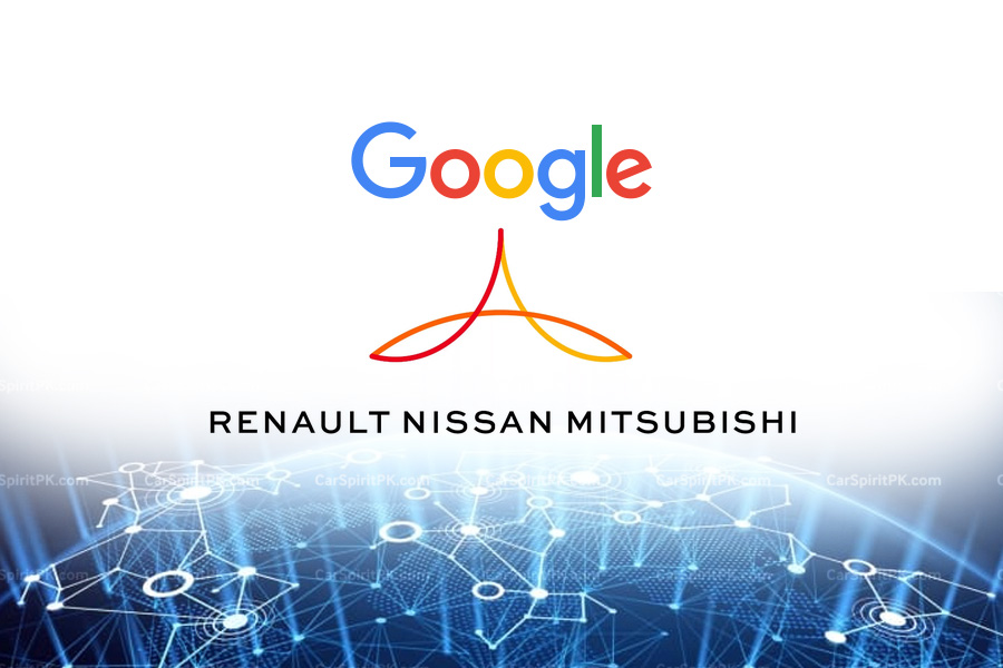 Renault-Nissan-Mitsubishi and Google Collaborate to Develop Next-Gen Infotainment System 9