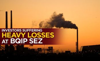 Companies Suffering Heavy Losses at Bin Qasim Industrial Park 22