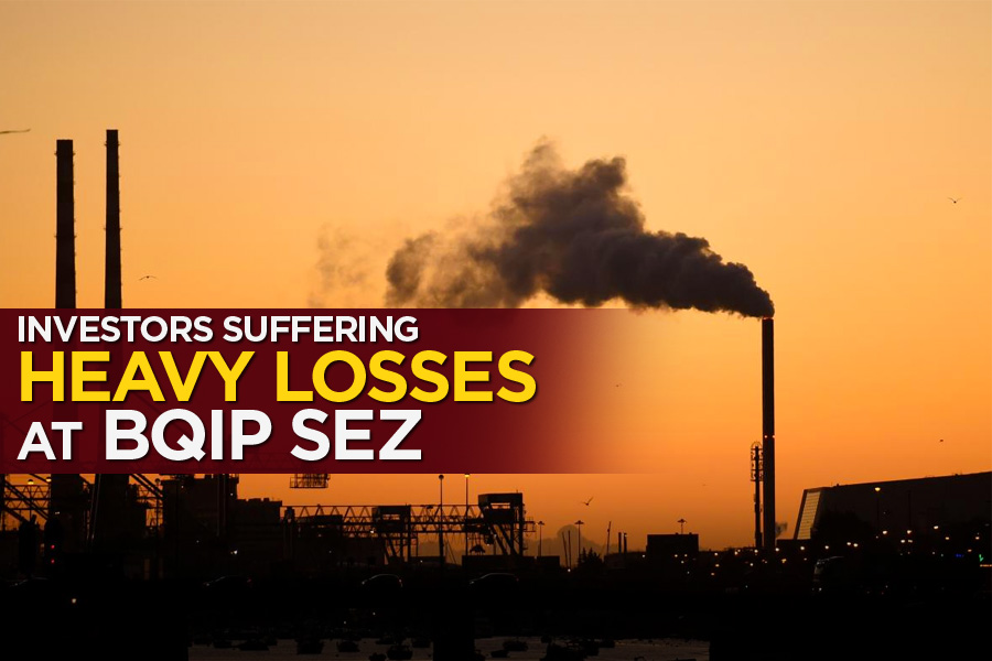 Companies Suffering Heavy Losses at Bin Qasim Industrial Park 5