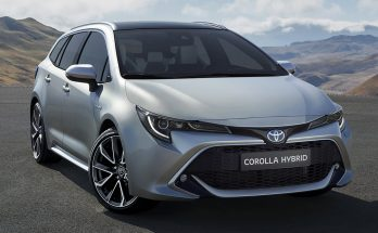 Toyota Corolla Touring Sports Revealed Ahead of Paris Motor Show Debut 6