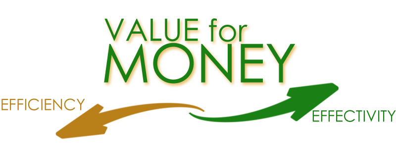 The Concept of Value for Money in Pakistan 1