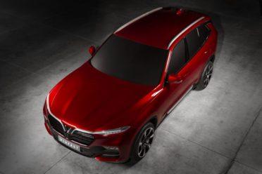 VinFast to Unveil Vietnam's First Sedan and SUV at Paris Motor Show 9