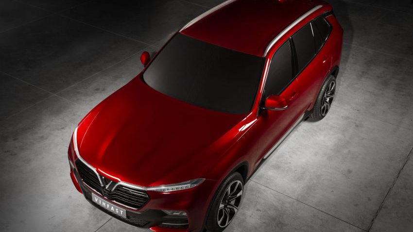 VinFast to Unveil Vietnam's First Sedan and SUV at Paris Motor Show 4