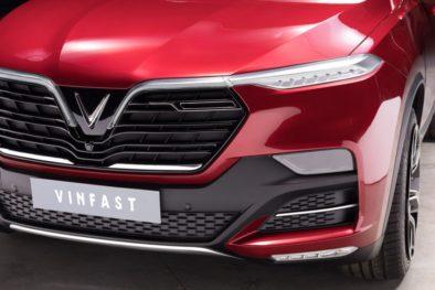 VinFast Unveils Vietnam's First Cars at Paris Motor Show 16