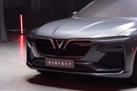 VinFast to Unveil Vietnam's First Sedan and SUV at Paris Motor Show 7