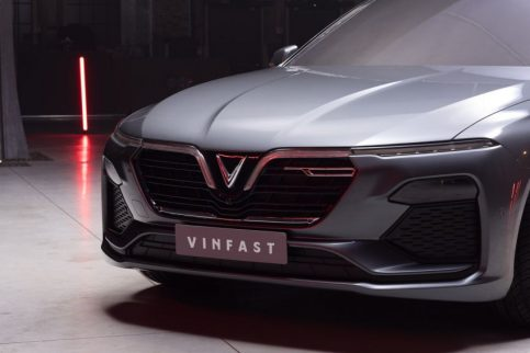 VinFast Unveils Vietnam's First Cars at Paris Motor Show 16