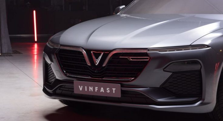 VinFast to Unveil Vietnam's First Sedan and SUV at Paris Motor Show 1