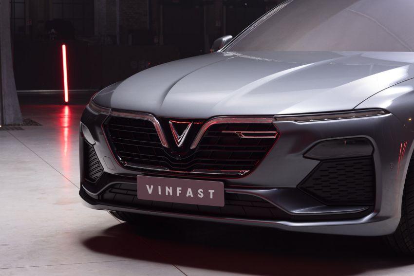 VinFast to Unveil Vietnam's First Sedan and SUV at Paris Motor Show 6