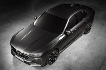 VinFast to Unveil Vietnam's First Sedan and SUV at Paris Motor Show 2