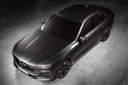 VinFast to Unveil Vietnam's First Sedan and SUV at Paris Motor Show 6