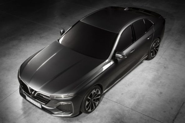 VinFast to Unveil Vietnam's First Sedan and SUV at Paris Motor Show 1