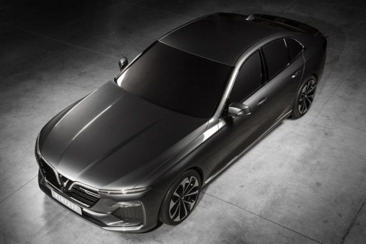 VinFast to Unveil Vietnam's First Sedan and SUV at Paris Motor Show 5