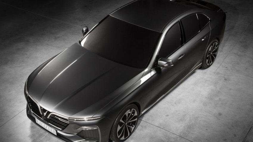 VinFast to Unveil Vietnam's First Sedan and SUV at Paris Motor Show 3
