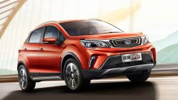 Geely Sales Exceed 1 Million Units Within 8 Months in 2018 9
