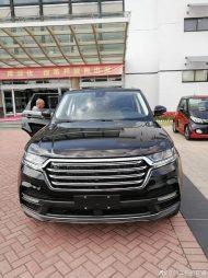 Zotye Copies the Range Rover Sport 6