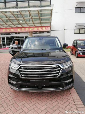 Zotye Copies the Range Rover Sport 3