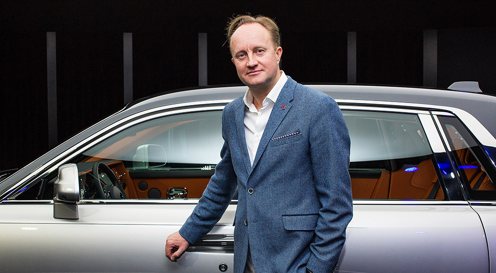 Former Rolls Royce Design Director Joins FAW as Global Vice President of Design 1