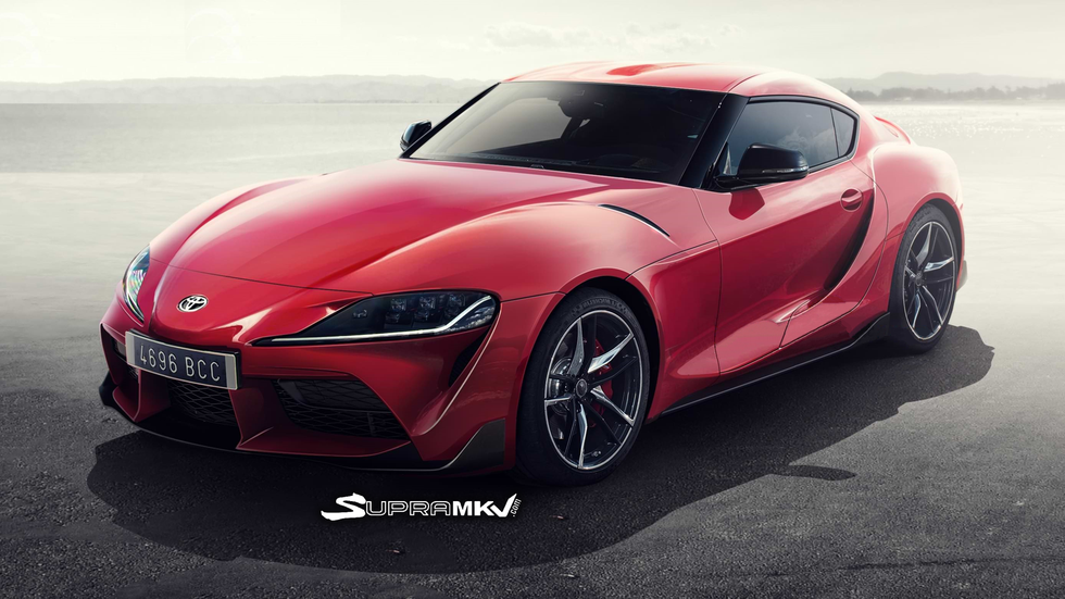 This is how the 2019 Toyota Supra Might Look Like 10