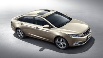 Geely Sales Exceed 1 Million Units Within 8 Months in 2018 4