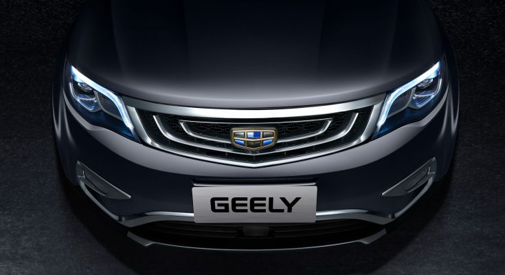 Geely Sales Exceed 1 Million Units Within 8 Months in 2018 1