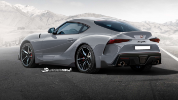 This is how the 2019 Toyota Supra Might Look Like 9