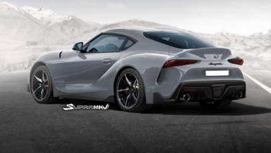 This is how the 2019 Toyota Supra Might Look Like 8
