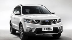Geely Sales Exceed 1 Million Units Within 8 Months in 2018 8