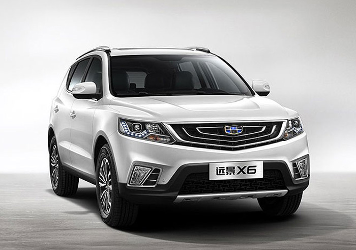 Geely Sales Exceed 1 Million Units Within 8 Months in 2018 5