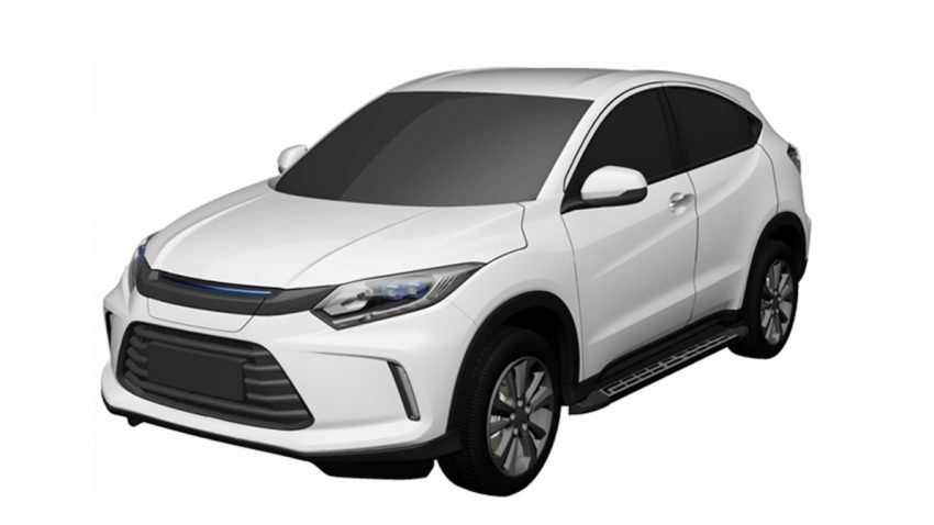 Honda HR-V Based Everus EV to Launch in China by Year End 4