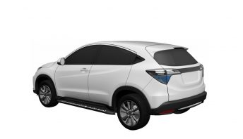 Honda HR-V Based Everus EV to Launch in China by Year End 3