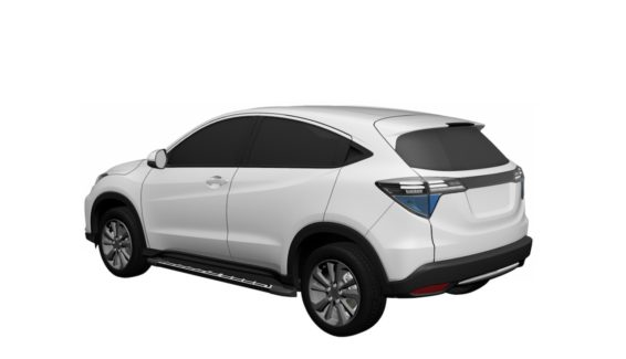 Honda HR-V Based Everus EV to Launch in China by Year End 2