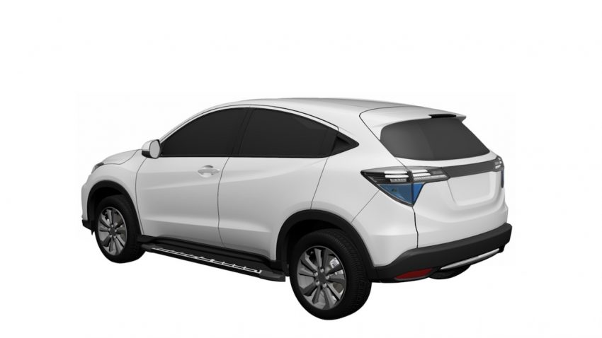 Honda HR-V Based Everus EV to Launch in China by Year End 5
