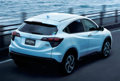 Honda to Launch Vezel Sport by Year End 2