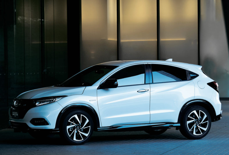 Honda to Launch Vezel Sport by Year End 1