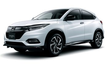 Honda to Launch Vezel Sport by Year End 6
