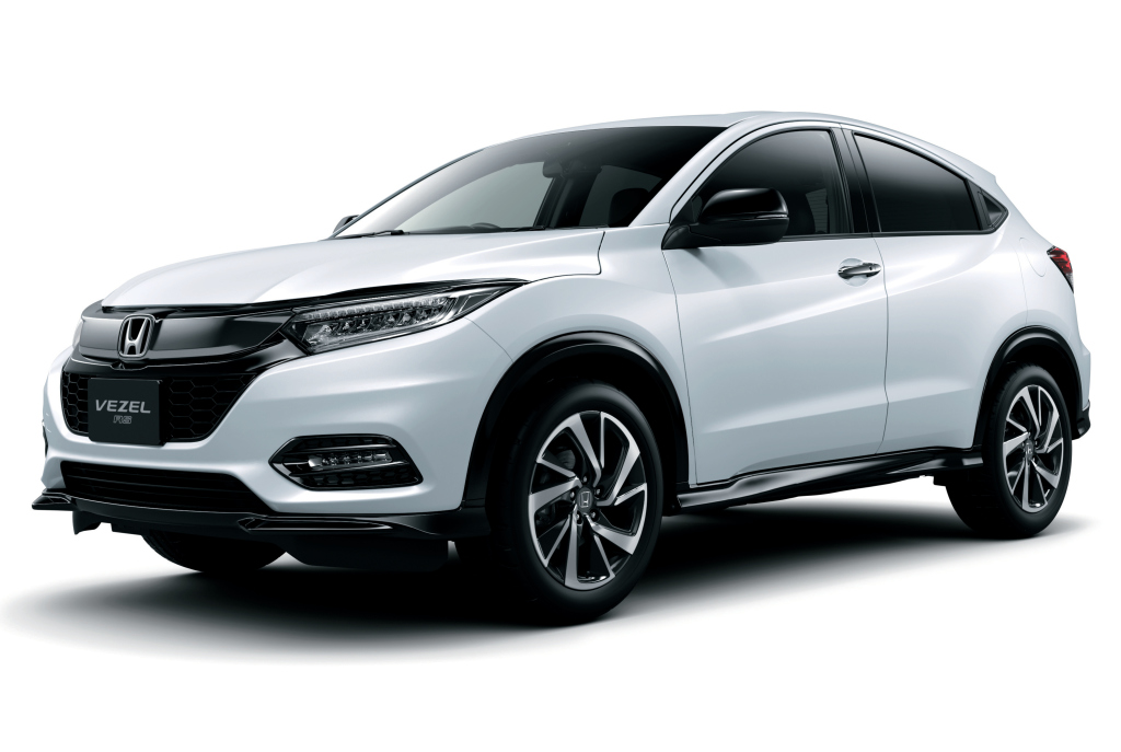 Honda to Launch Vezel Sport by Year End 7