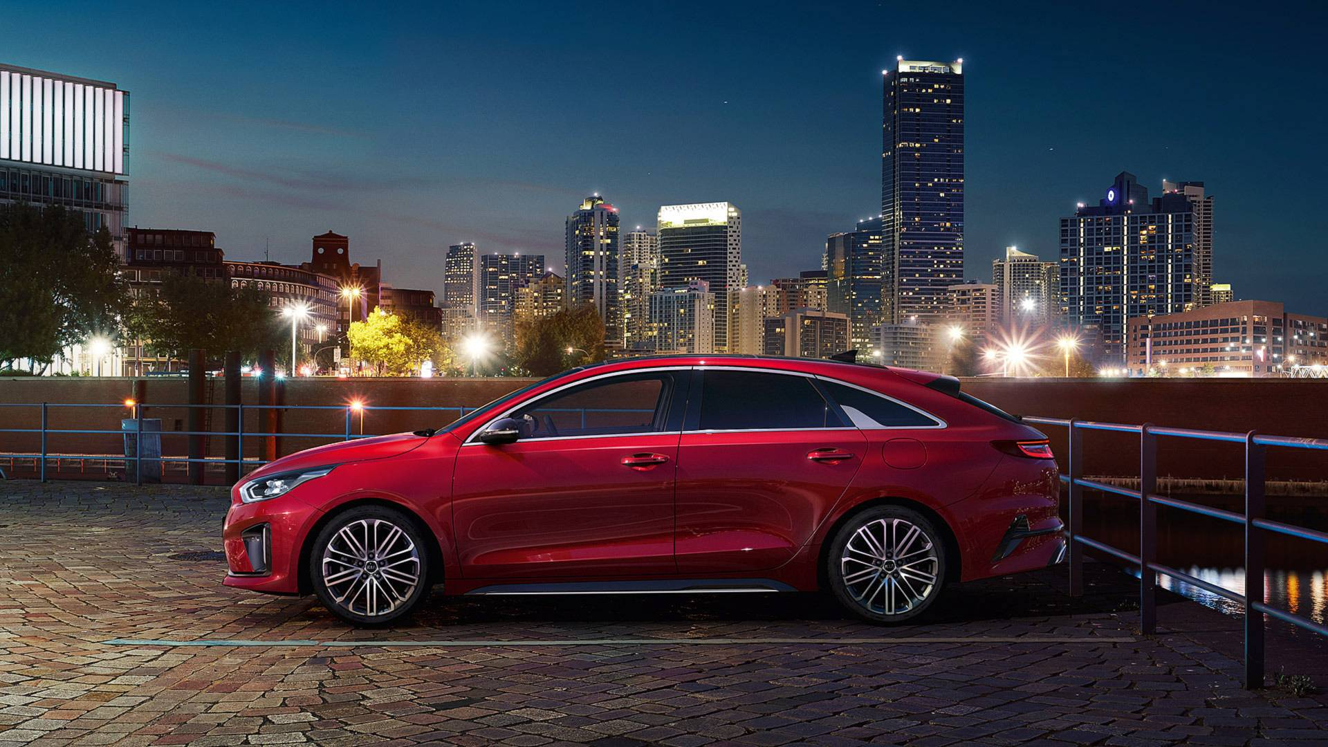 Kia Reveals the 2019 ProCeed 3
