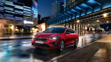 Kia Reveals the 2019 ProCeed 15