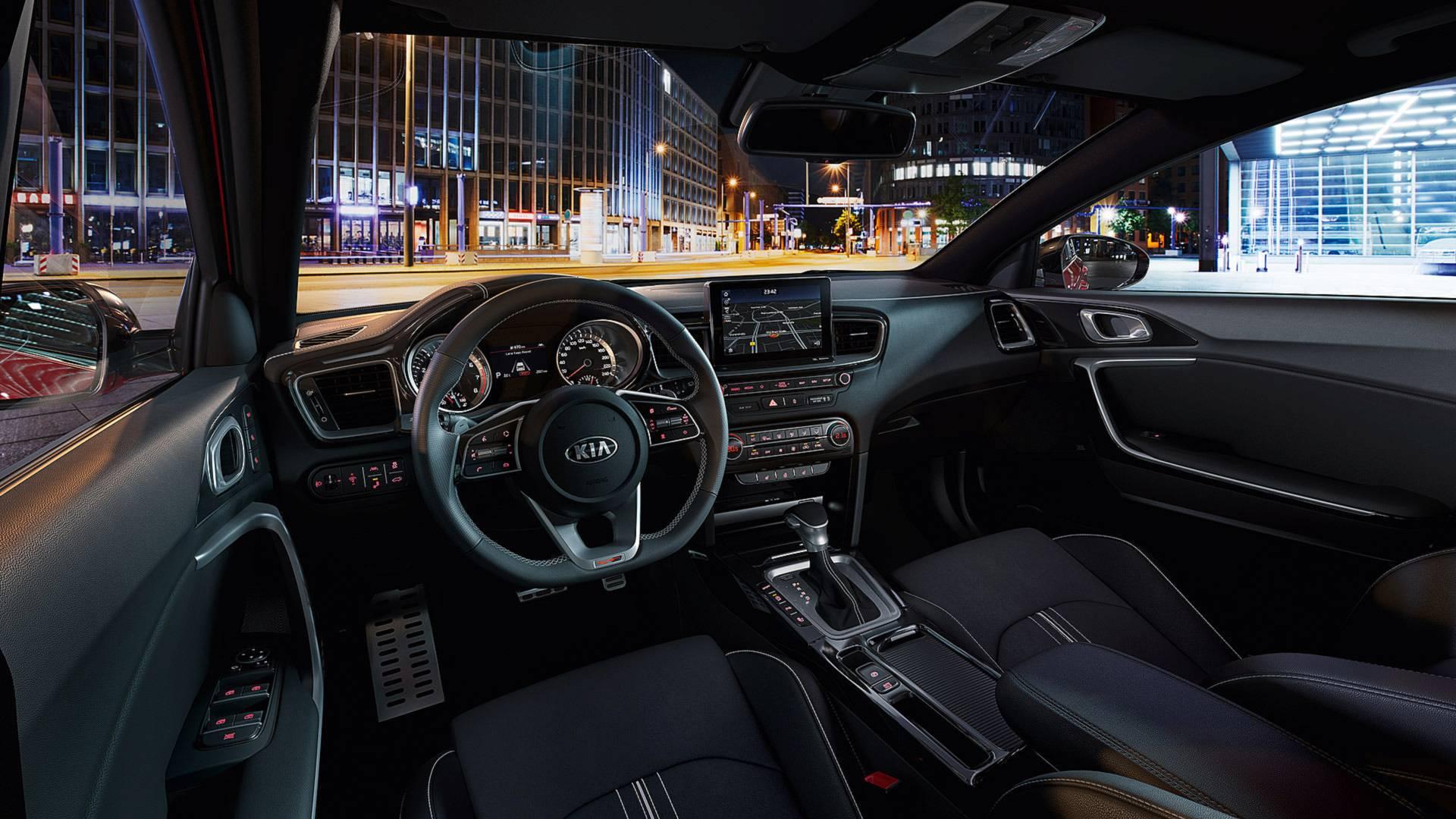 Kia Reveals the 2019 ProCeed 4