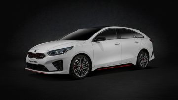 Kia Reveals the 2019 ProCeed 12